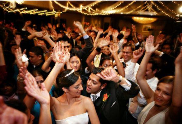 Festa casamento 1500