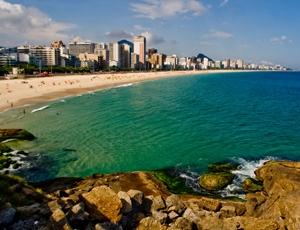 Vista praia leblon ipanema