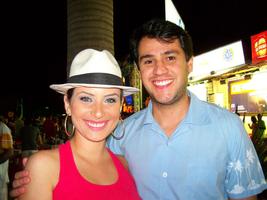 Vanessa e Marlon