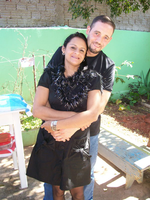 Tânia e Jean