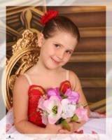 Jullia Crist Prima da Noiva um amorzinho de menina amamos mto ela