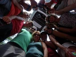 Galera TOP: Érica, Marcão, Bia, Kleberson, Thalita, Ana Elisa, Thiago Hill, Alvinho, Álvaro Babba Nüi, Valéria, Andrea, Rafa e Thiago Batista.