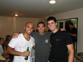 Meus irmãos: Gibran e Rodrigueras!