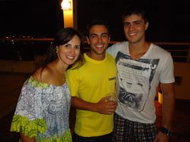 Rodrigo Imperial: mais que um amigo, um irmãozão!