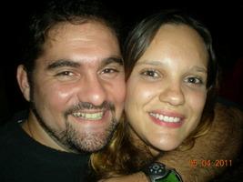 Casal Fonseca! Sempre feliz! =)