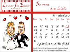 Nosso Save the Date