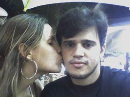 Beijinho...