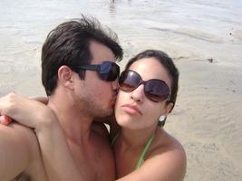 Beija eu, beija eu...