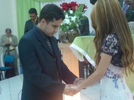 nosso noivado.