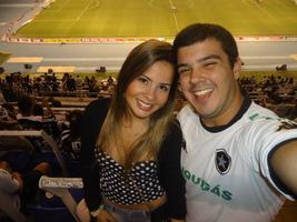 Torcendo para o Botafogo!