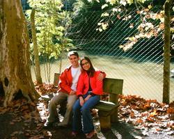 Primeira Foto como namorados- 07.09.2004 Santa Cruz do Sul