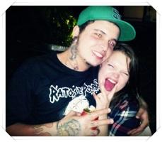 O dia MAIS FELIZ! quando nos conhecemos! 22/09/2012