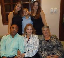 Família da Noiva