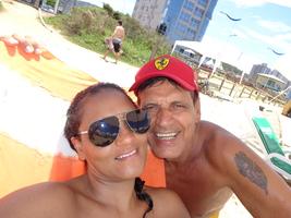 Na praia dos amores , ...muito bom !!!