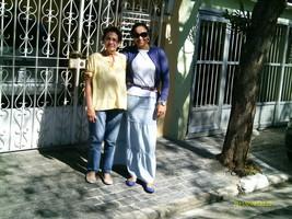 Minha linda e amada mãe .... amo para sempre !!!!