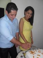 Março de 2013, Nosso Noivado...