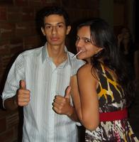 Walbert e Laís Meu Irmão e Minha Cunhada (Padrinhos da Noiva)