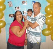 Jorge e Itamara Meu Tio e Minha Tia (Padrinhos da Noiva)
