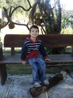 Gabriel, Nosso Sobrinho e Pajem.