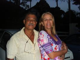 Walter e Leila. Meus Pais que amo mais que tudo! (Pais da Noiva)
