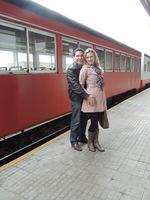 Passeio de trem 2013 - Morretes/PR