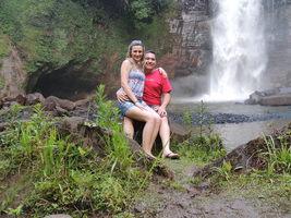 Passeio na cachoeira - Faxinal/PR