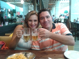Passeio em Curitiba/PR