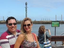 Conhecendo pontos turísticos de Recife/PE