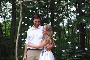 Nosso casamento no civil ❤️