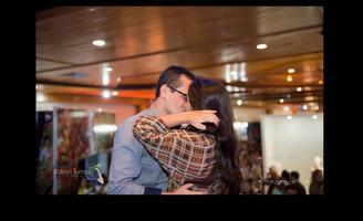O beijo que selou o pedido de casamento!!