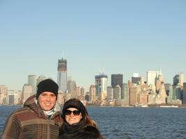 Nossa primeira viagem juntos, 1 mês em NY (phynos!)