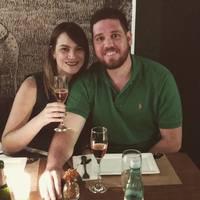 09/12/16: o pedido inesperado, emocionante e inesquecível! Ficamos noivos!!