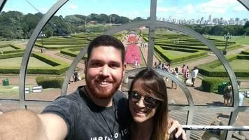 Março 2016 - Curitiba: 1 ano pro nosso grande dia!