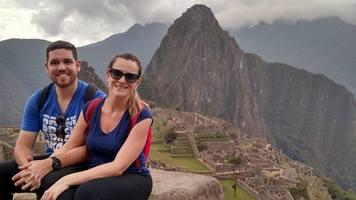 Não tem como descrever a energia desse lugar! Machu Picchu 2015!