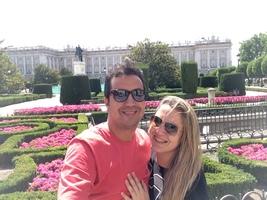 Palácio real de Madrid - Espanha