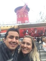 Moulin Rouge em Paris