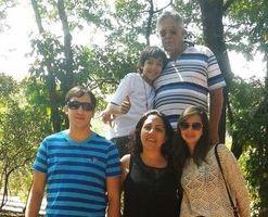 Família é sempre família...