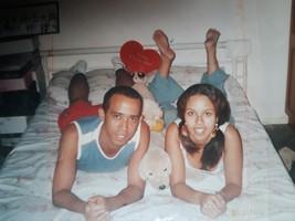 nosso 1º ano juntos  Março de 2003