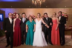 Família!! Casamento da irmã.
