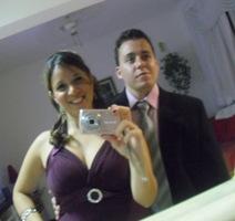 Foto no espelho pra postar no facebook...rs