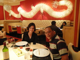 Las Vegas- Jul/13 Obs: o melhor sashimi do planeta