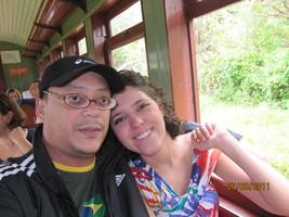 Tiradentes - Mar/ 11 - Porque a nossa primeira foto juntos também tem que estar aqui!
