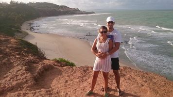 Praia do Amor - Pipa / RN