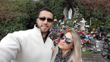 Gruta de N. S de Lourdes em Puerto Varas
