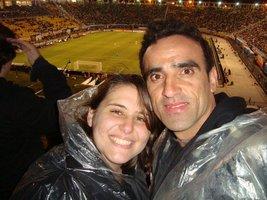 Dia feliz....fomos na despedida do Ronaldo Fenômeno Jun/11
