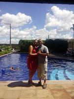 Churrascada na beira da piscina - 24/06/17