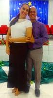 Passagem do ano velho para o ano novo na Congregação Bom Samaritano - 31/12/17 --- 01/01/18