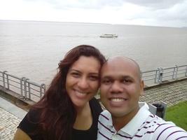Selfie na orla de Belém - 28/02/17