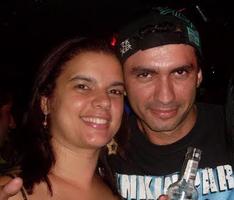 Janeiro de 2010,  no  Central City. Noite em que roubou um beijo