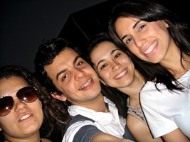 Ariella, Kennedy e Bruna